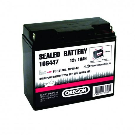 Akumulator żelowy 12v 18AH (180x75x165) SLA 12-18