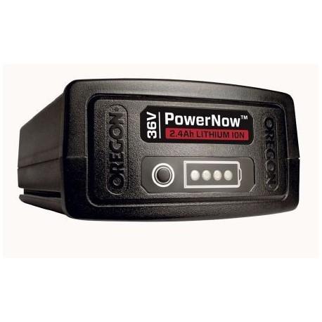 Dodatkowa bateria 2.4Ah 36 Volt do urządzenia akumulatorowego Oregon