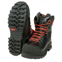Buty skórzane WAIPOUA dla pilarzy (rozmiar 43)