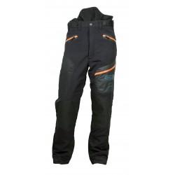 Spodnie ochronne antyprzecięciowe Fiordland 2, typ A klasa 1, XL