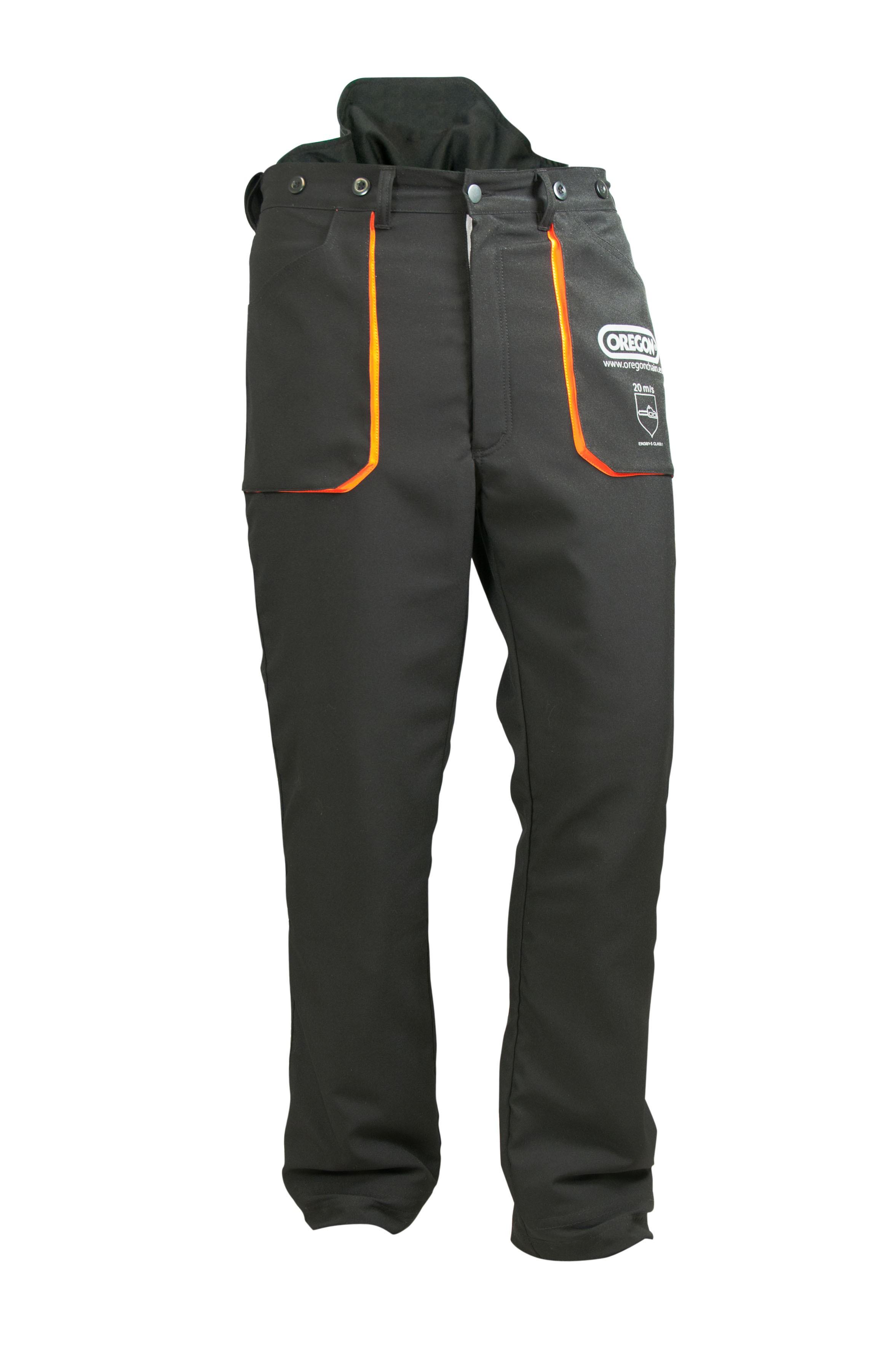 Spodnie antyprzecięciowe YUKON, Klasa 1 (Typ A) S
