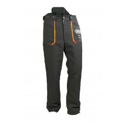 Spodnie Antyprzecięciowe dla pilarza, Yukon, Typ A, XL