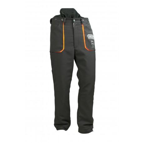 Spodnie Antyprzecięciowe dla pilarza, Yukon, Typ A, S