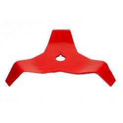 """Tarcza trójzębna stożkowa rozdrabniająca 3T x 12""""- 300mm x 4,0mm, montaż uniwersalny"""