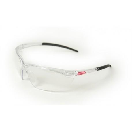 Okulary ochronne - szkła pliwęglanowe przeźroczyste