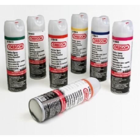 Farba spray OREGON 500ml czerwony