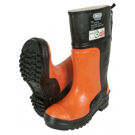 Buty gumowe dla pilarza (rozmiar 42)