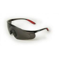 Okulary ochronne - szkła poliwęglowe, czarne