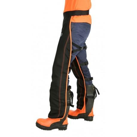 Nogawice dla pilarza, antyprzecięciowe Klasa 1 (Typ A)