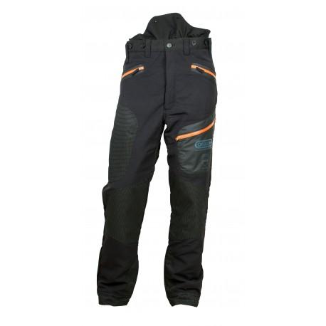 Spodnie antyprzecięciowe zimowe Fiordland Oregon, typ A klasa 1, 2XL