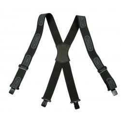Szelki do spodni z metalowym klipem