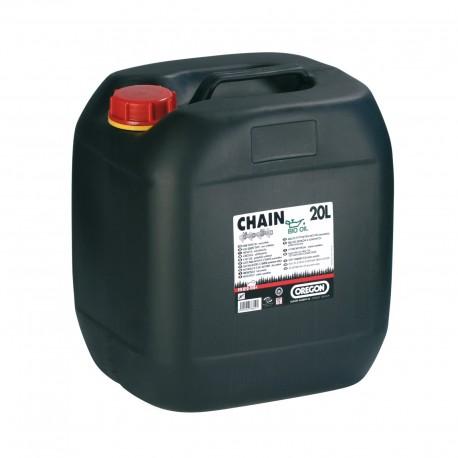 Olej typu BIO do smarowania łańcucha (5 litrów)
