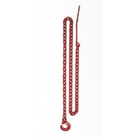 Łańcuch zrywkowy kompletny 8 G 80 3m