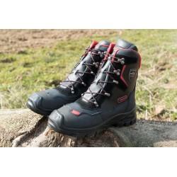 Buty skórzane YUKON klasa 1 (rozmiar 40)