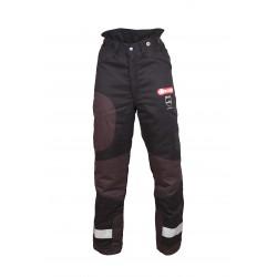 Spodnie antyprzecięciowe YUKON+, Klasa 2 (Typ A) - 3XL