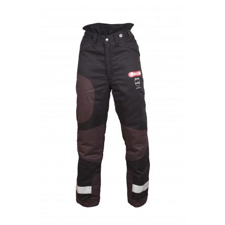 Spodnie antyprzecięciowe YUKON+, Klasa 2 (Typ A) S