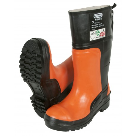 Buty gumowe dla pilarza Klasa 3 (rozmiar 46)