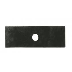 Listwa tnąca do kosy (prosta) 2T 300 mm 2,5 mm 25,4 mm