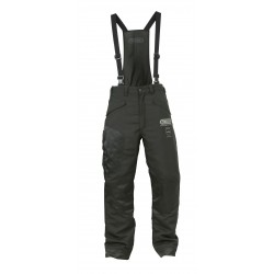 Spodnie antyprzecięciowe WAIPOUA, ogrodniczki Klasa 1 (Typ A) - S