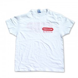 Koszulka OREGON biała M