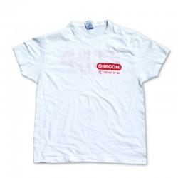 Koszulka OREGON biała XL