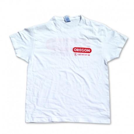 Koszulka OREGON biała XXL