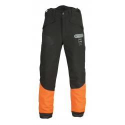Spodnie ochronne Waipoua (295463/XL) Klasa 1 (Odblaski na nogawkach)