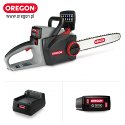 Pilarka akumulatorowa Oregon CS300-E6 2.6Ah bateria
