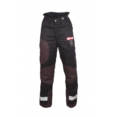 Spodnie antyprzecięciowe YUKON+, Klasa 1 (Typ A) - XL
