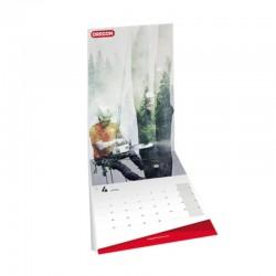 Kalendarz OREGON dwudzielny