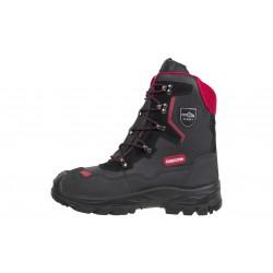 Buty antyprzecięciowe YUKON, skórzane Klasa 1 (rozmiar 45)