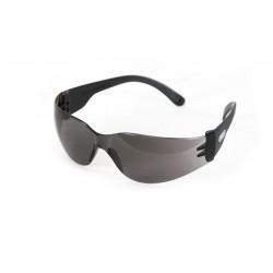 Okulary ochronne - szkła poliwęglanowe, czarne (filtr UV, filtr solarowy)