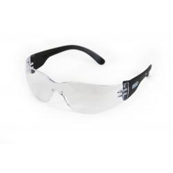Okulary ochronne - szkła poliwęglanowe przeźroczyste (filtr UV)