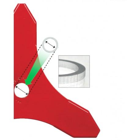Pierścień redukcyjny do noży mniej niż 1.8mm