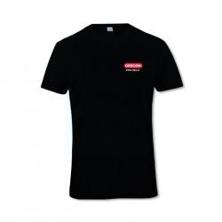 Koszulka OREGON czarna XXXL