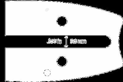 Końcówka montażowa D009