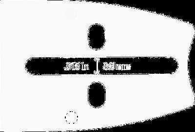 Końcówka montażowa D176